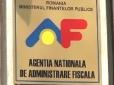 ANAF: Sursa de sifonare a banului public