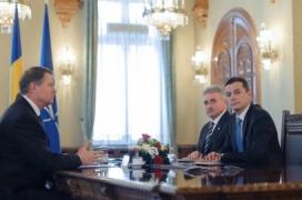 Grindeanu vs Iohannis discutii Buget 2017