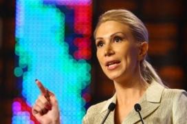 Raluca Turcan sustine referendum Iohannis