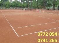 Terenuri de tenis de camp in Braila